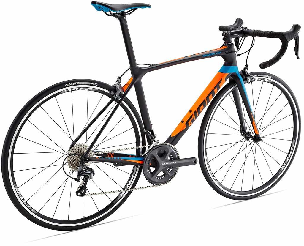 Giant Bici da corsa - TCR Advanced 1 - Shimano Ultegra