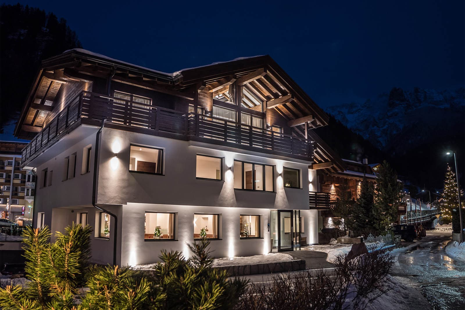 Hotel Arya Alpine Lodge - Selva di Val Gardena