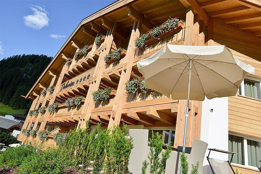 Hotel Garni Dolomieu - Wolkenstein in Gröden