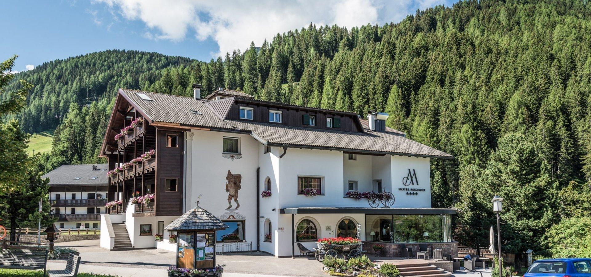 Hotel Mignon - Wolkenstein in Gröden