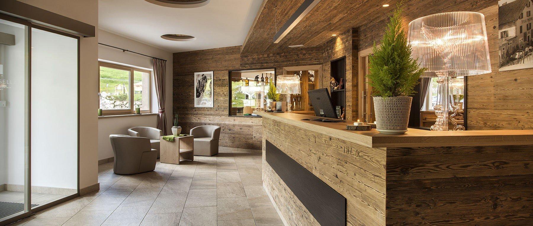 Passo Sella Mountain Resort - Wolkenstein in Gröden