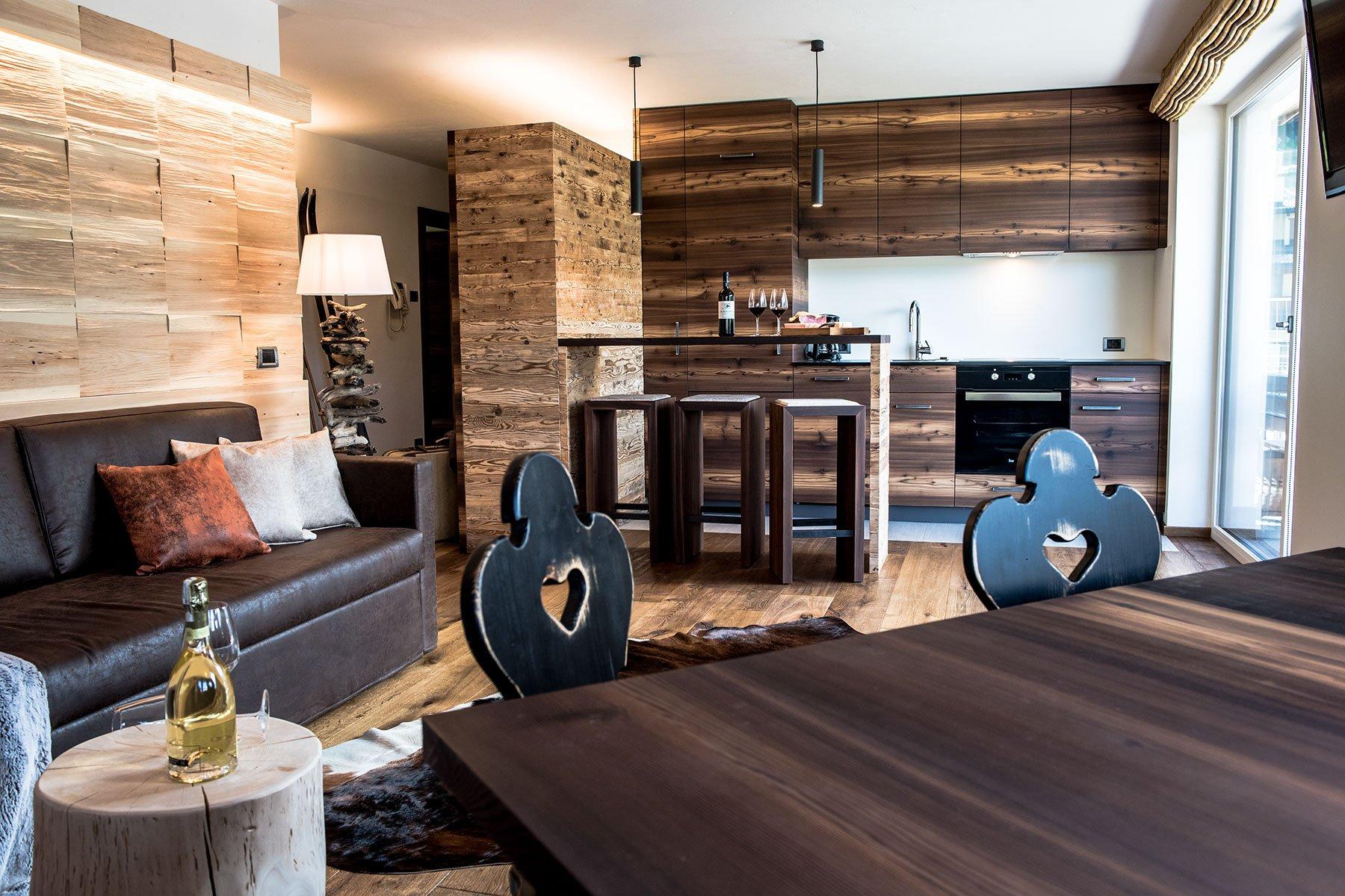 Garni Residence Soraiser - Selva Val Gardena