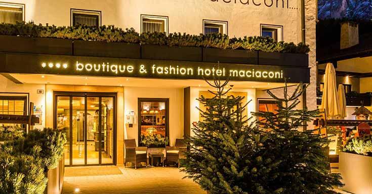 Bike Hotel Maciaconi - Wolkenstein in Gröden