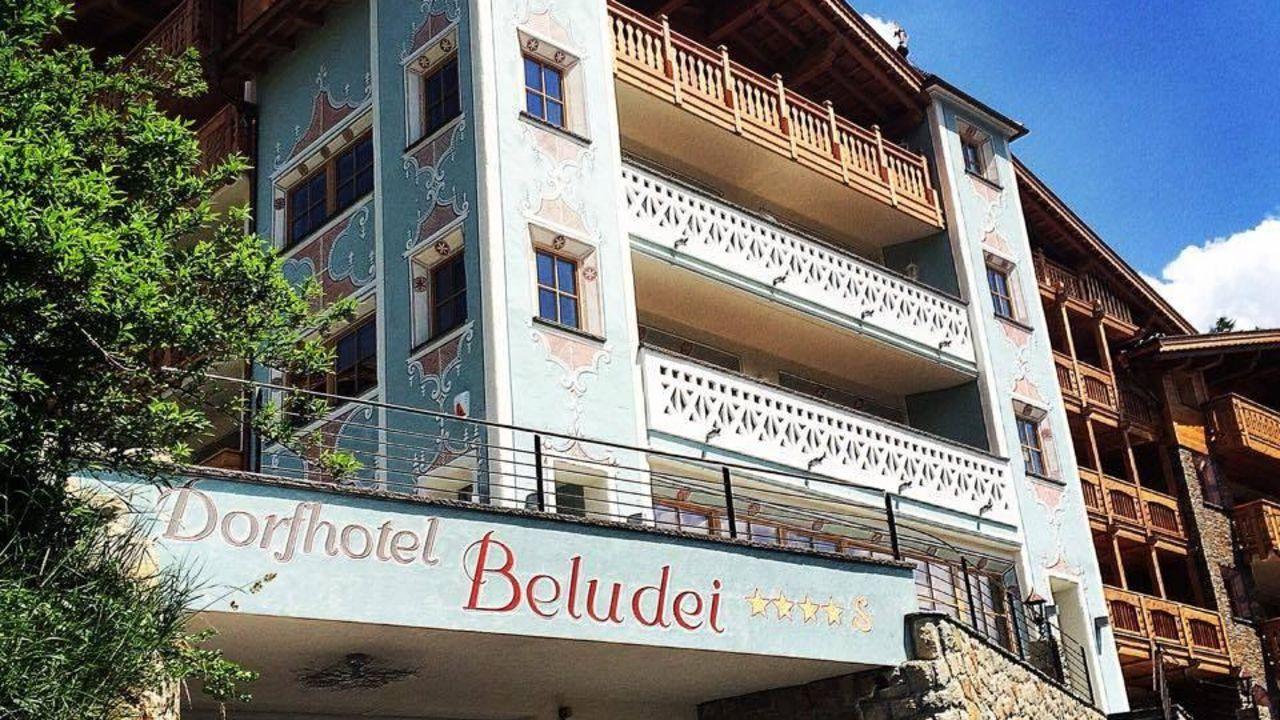 Dorfhotel Beludei Santa Cristina