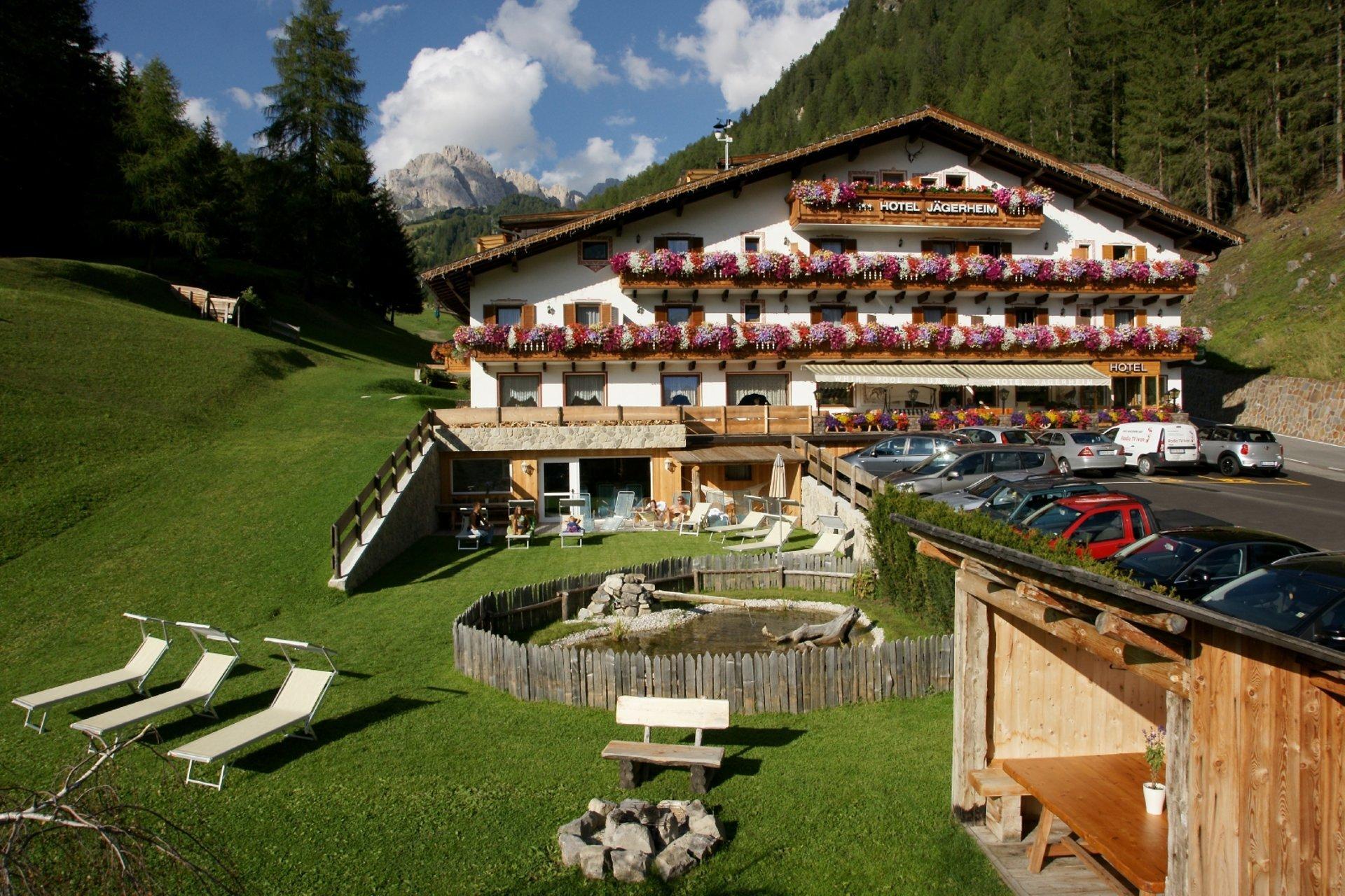 Hotel Kristiania- Selva Val Gardena