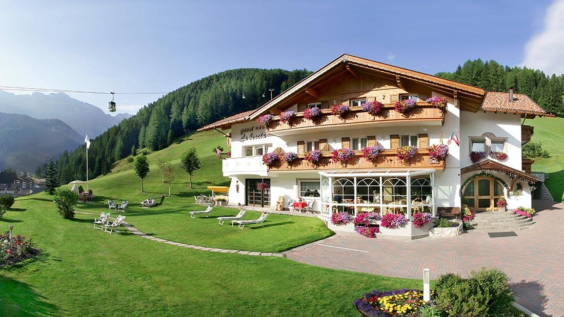 Garni Hotel La Bercia - Selva Val Gardena