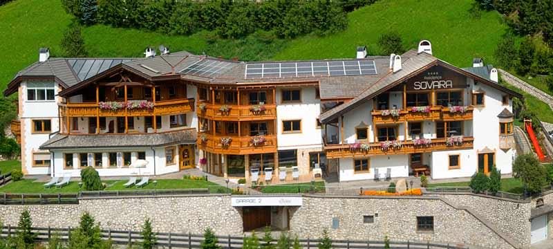 Residence Sovara - S. Cristina Val Gardena