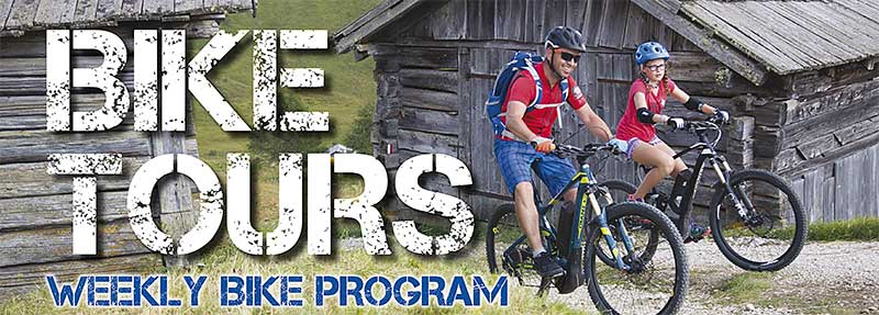 Bike Tours - program settimamale