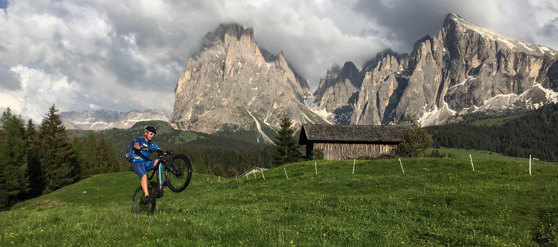 Sassolungo, Hartl, Alpe di Siusi
