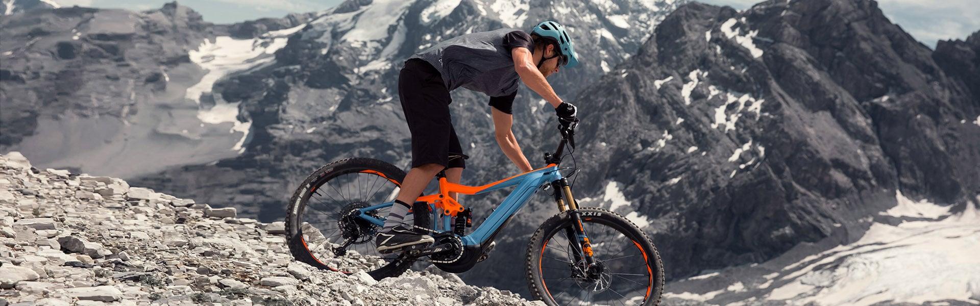 New Giant Trance E+ Hybrid E-bike