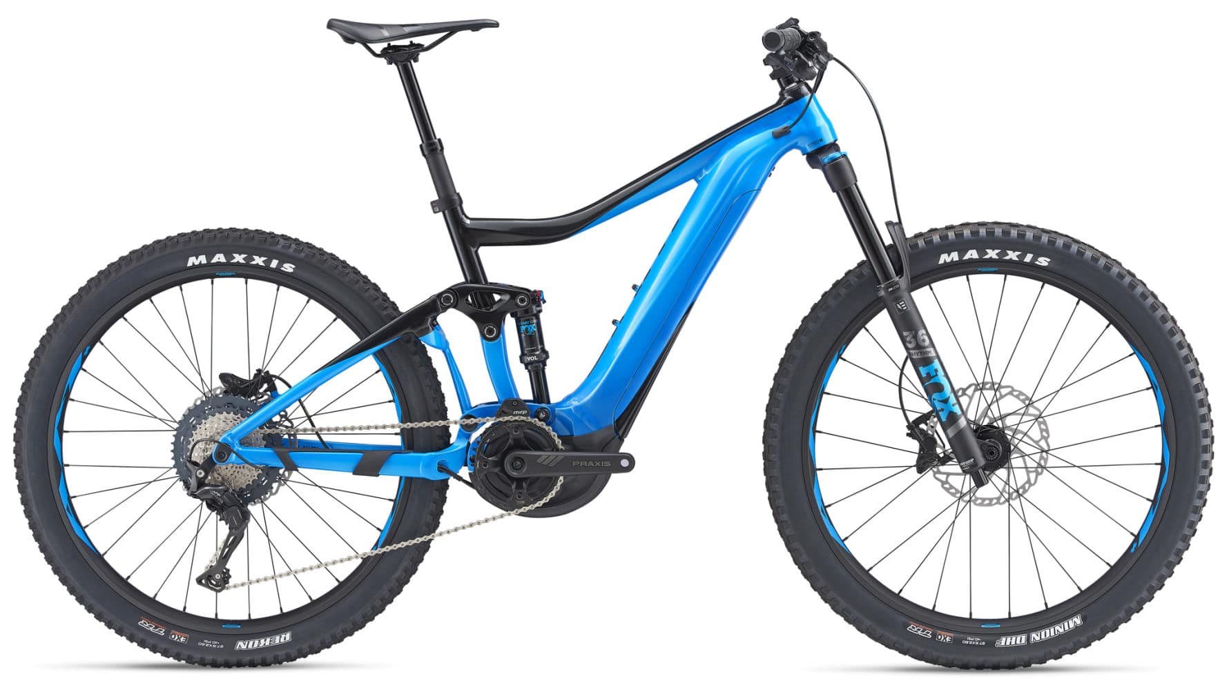 E-BIKE FULLY GIANT SYNCDRIVE Pro FULL -E+ 0 SX, 500 wh battery