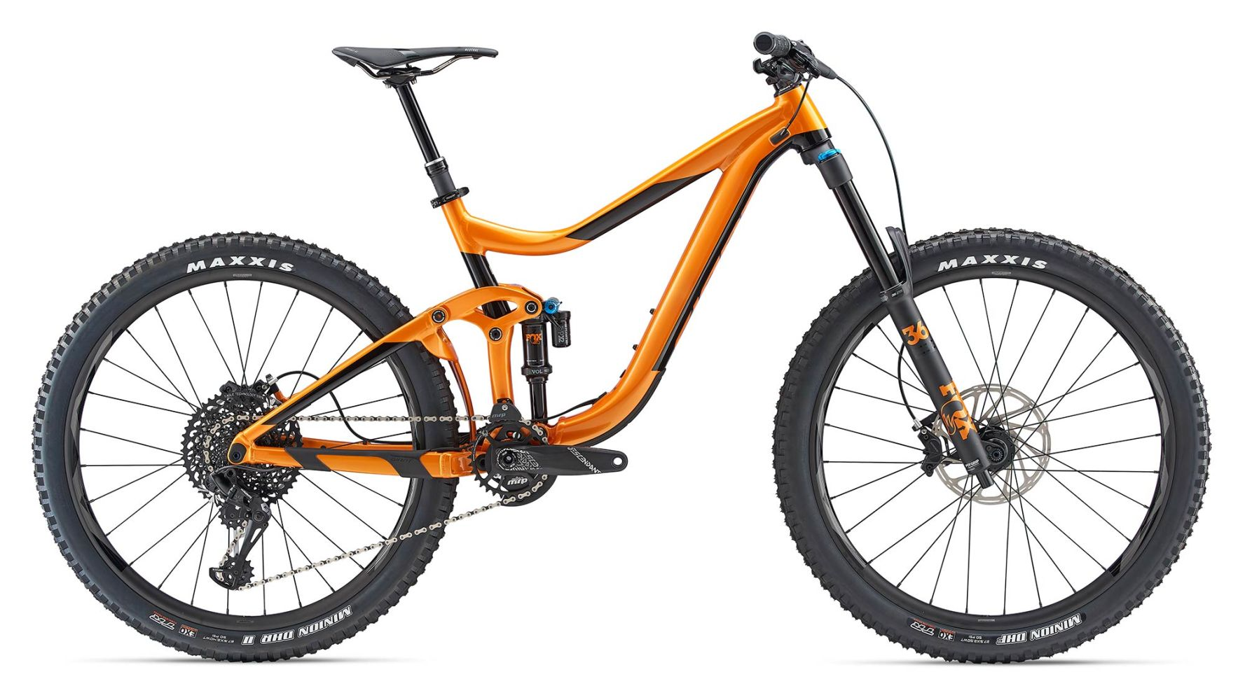 Giant Trance 1.5 - Mountainbike Fullsuspension 2019