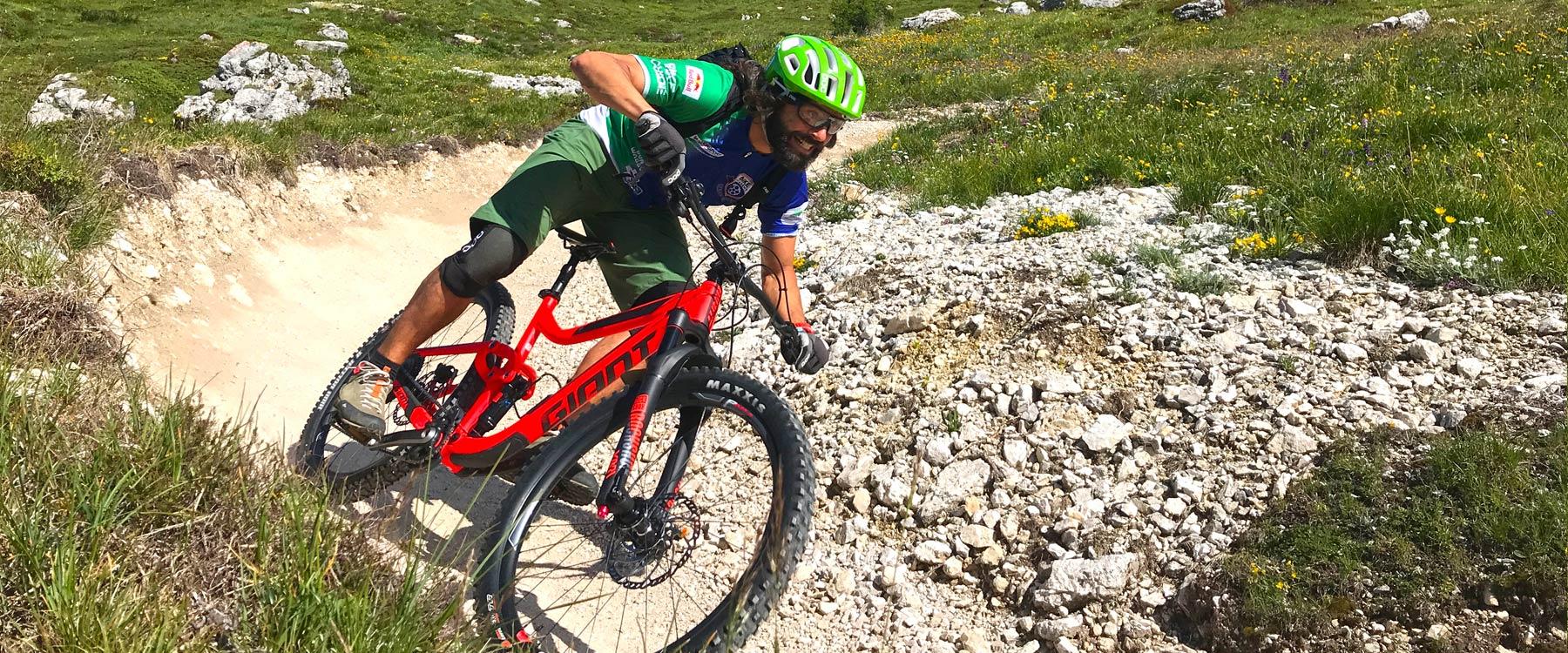 Bike Arena Val Gardena