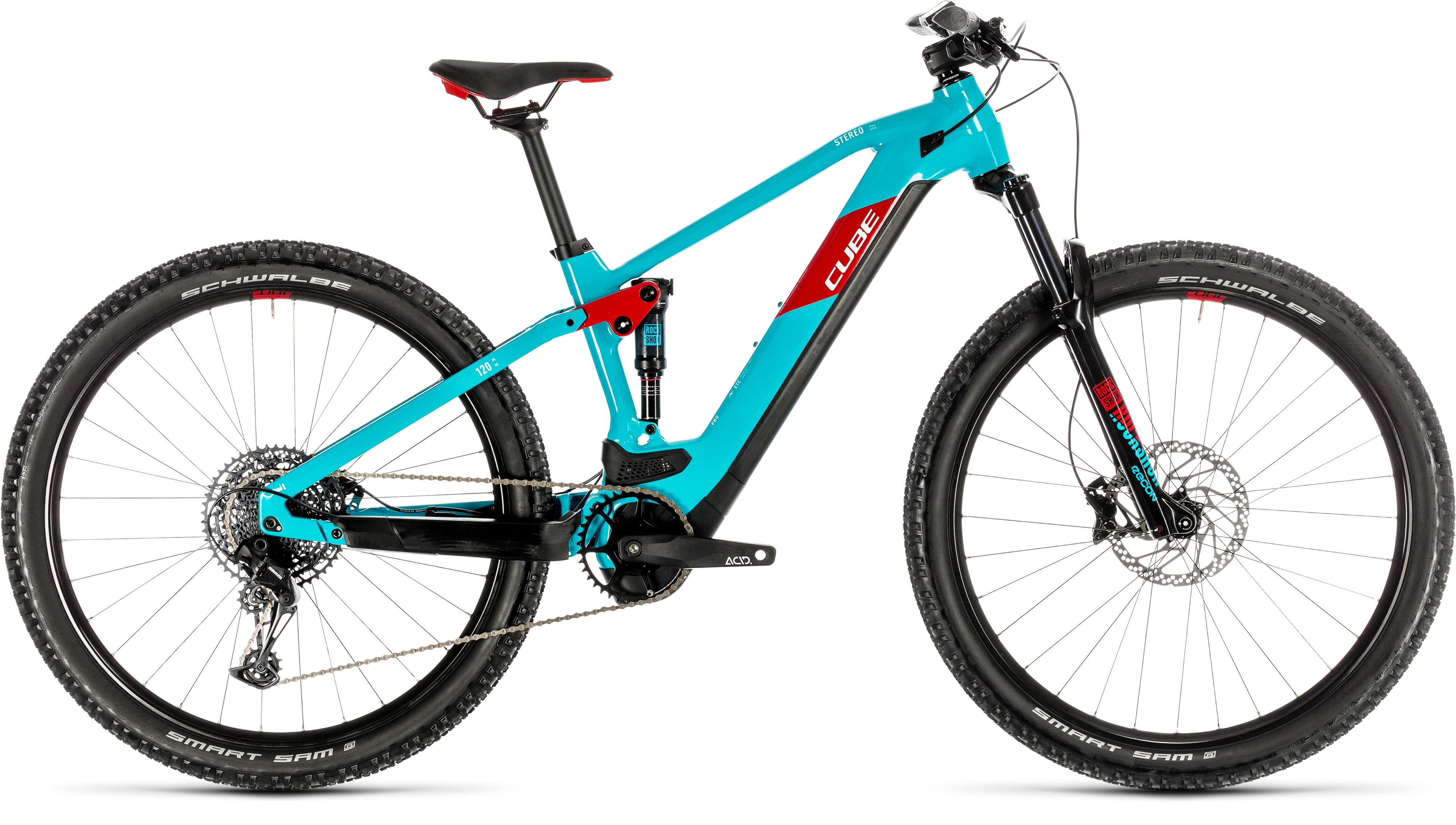 Cube Stereo Hybrid 120 Pro 625 29 E Bike 2020 Intersport