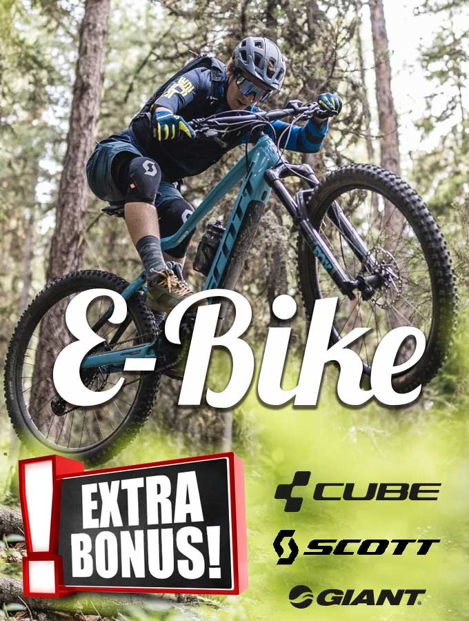 E-Bike Online shop
