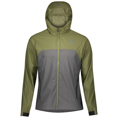 jacket man trail mtn wb green moss dark grey