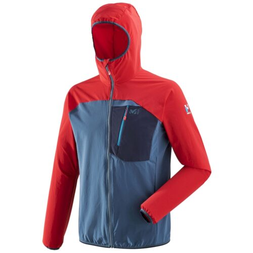 Millet Trilogy One Cordura Hoodie Jacket Softshell