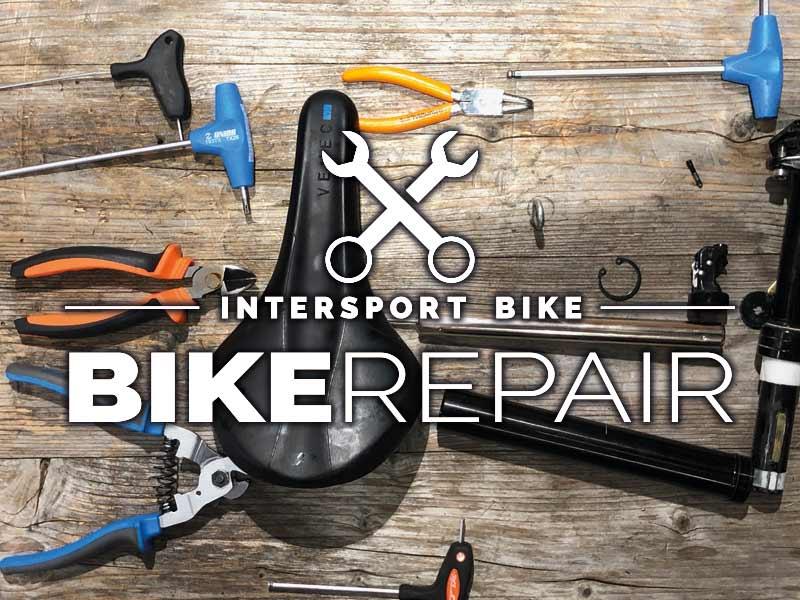Officina e meccanico bici Intersport Val Gardena