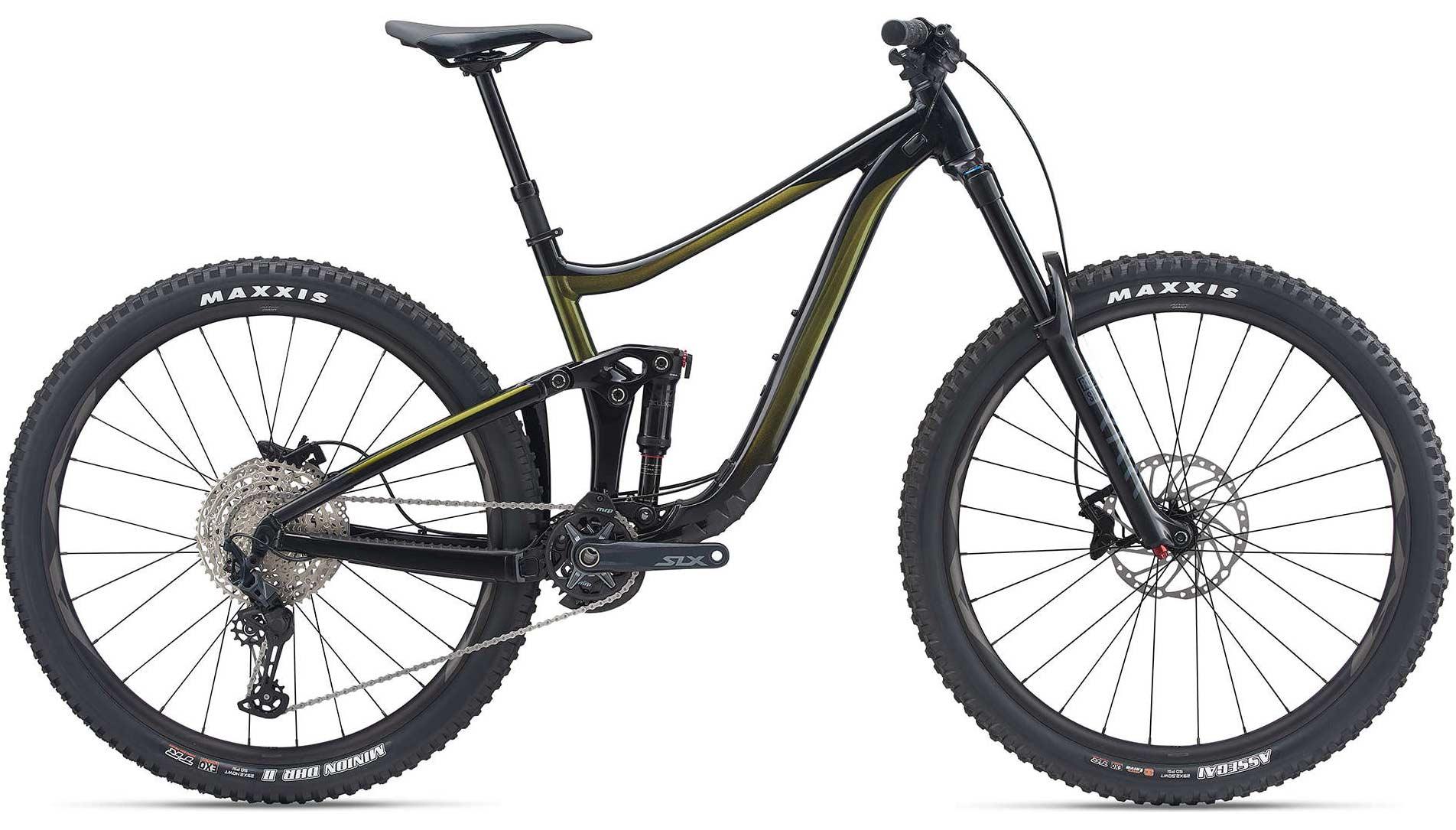 Giant Reign enduro full suspension bike, 170mm travel, Maestro damping frame